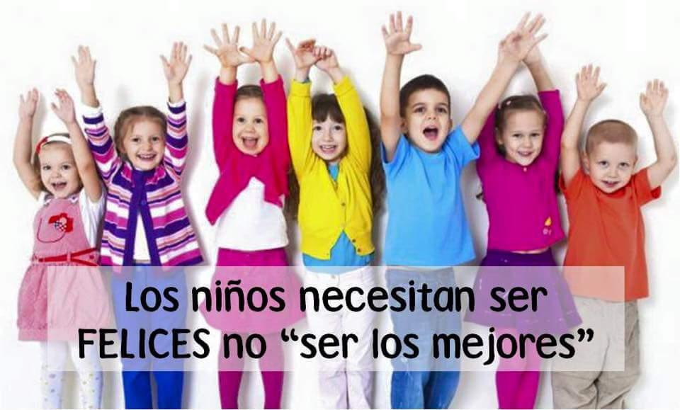 VIVAN LOS NIÑOS!!!
