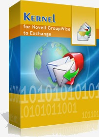 Quick GroupWise to Exchange Server Migration Tool