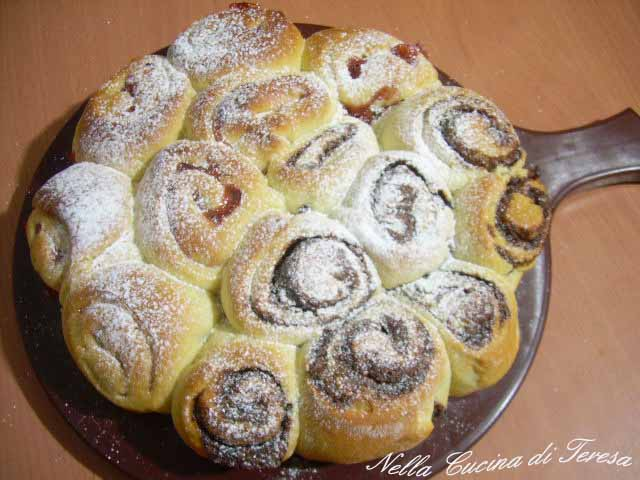 Torta delle rose nella cucina di teresa - Nella cucina di teresa ...