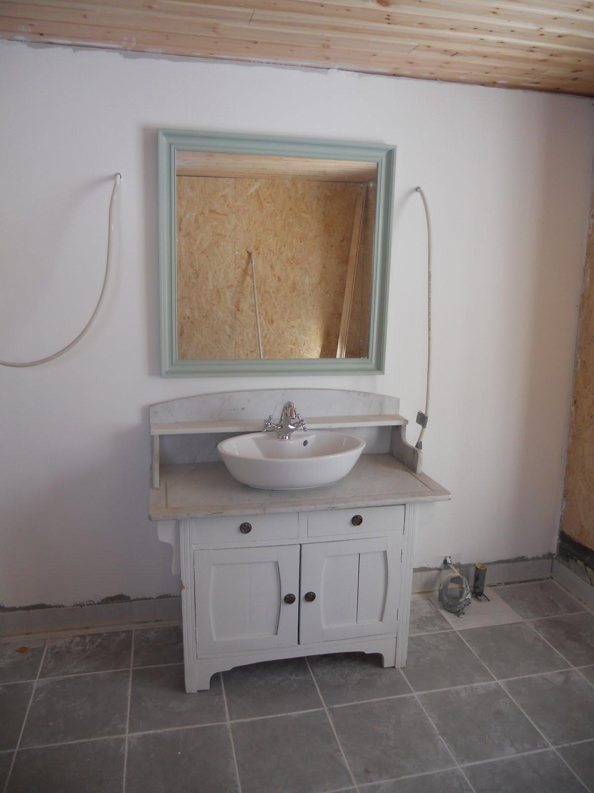 Mitt ekologiska hus: mars 2011
