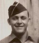 Sgt Fowler Ennis, WW II Army