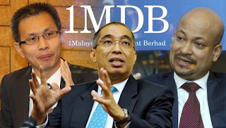 Menteri cadang debat 1MDB Jumaat ini