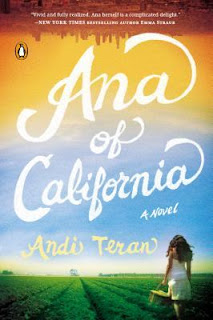 Ana of California book cover