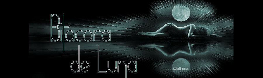 Bitacora de Luna - Tutoriales