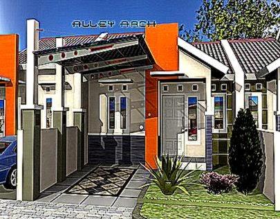 Desain Rumah Kecil Mungil Minimalis Gambar Rumah Minimalis Dan