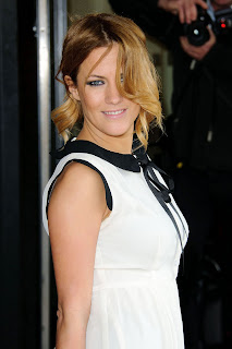 Caroline Flack at the Tric Awards