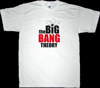 The Big Bang Theory tv show t-shirt ephemeral-t-shirts