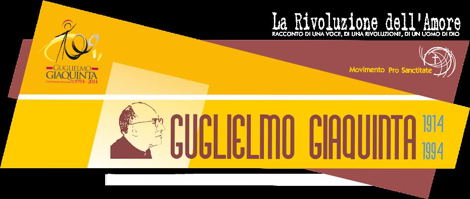 GUGLIELMO GIAQUINTA, LO SPETTACOLO