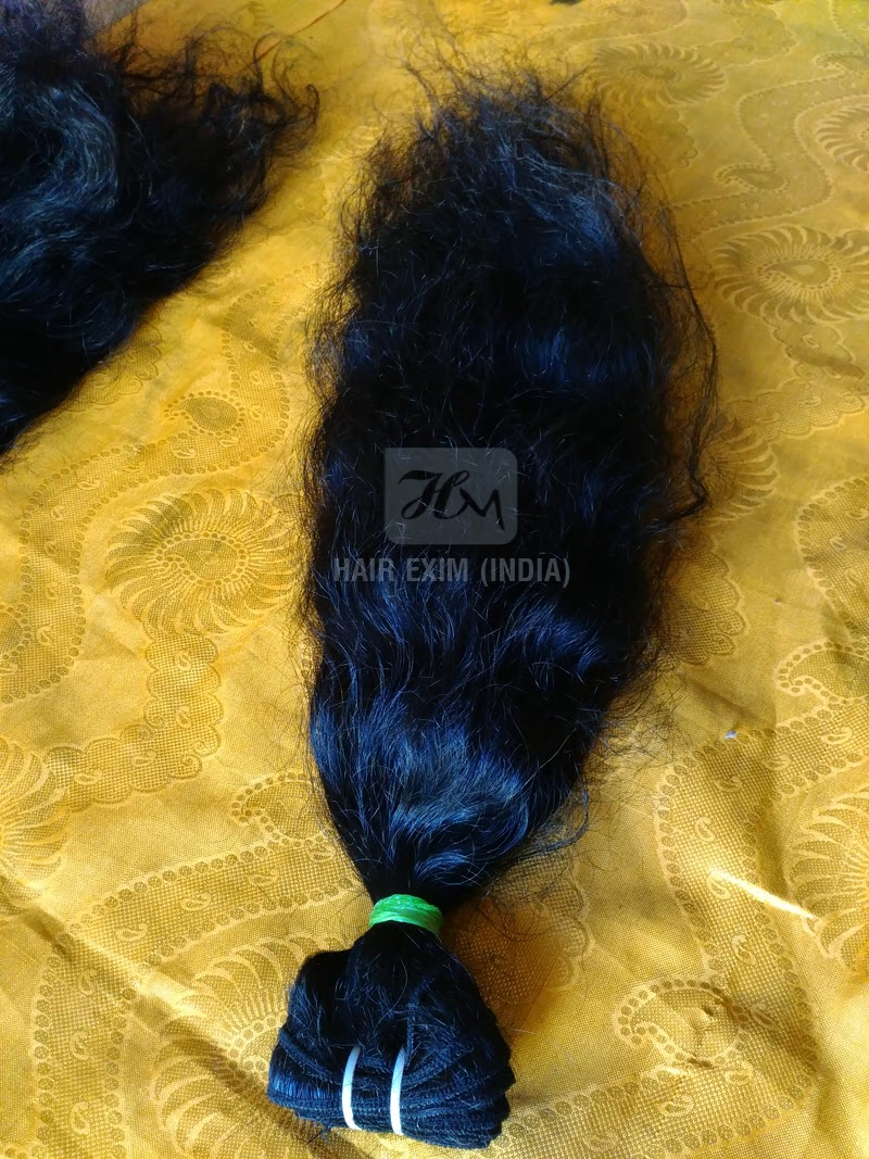 Virgin Indian Remy Natural curly Hair - Hair Exim
