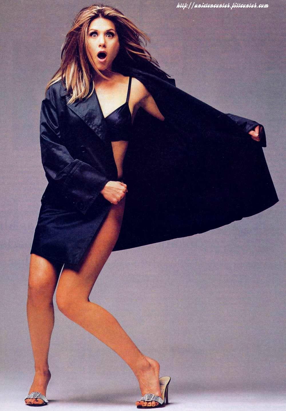 Jennifer Aniston Desnuda En Portada De Gq