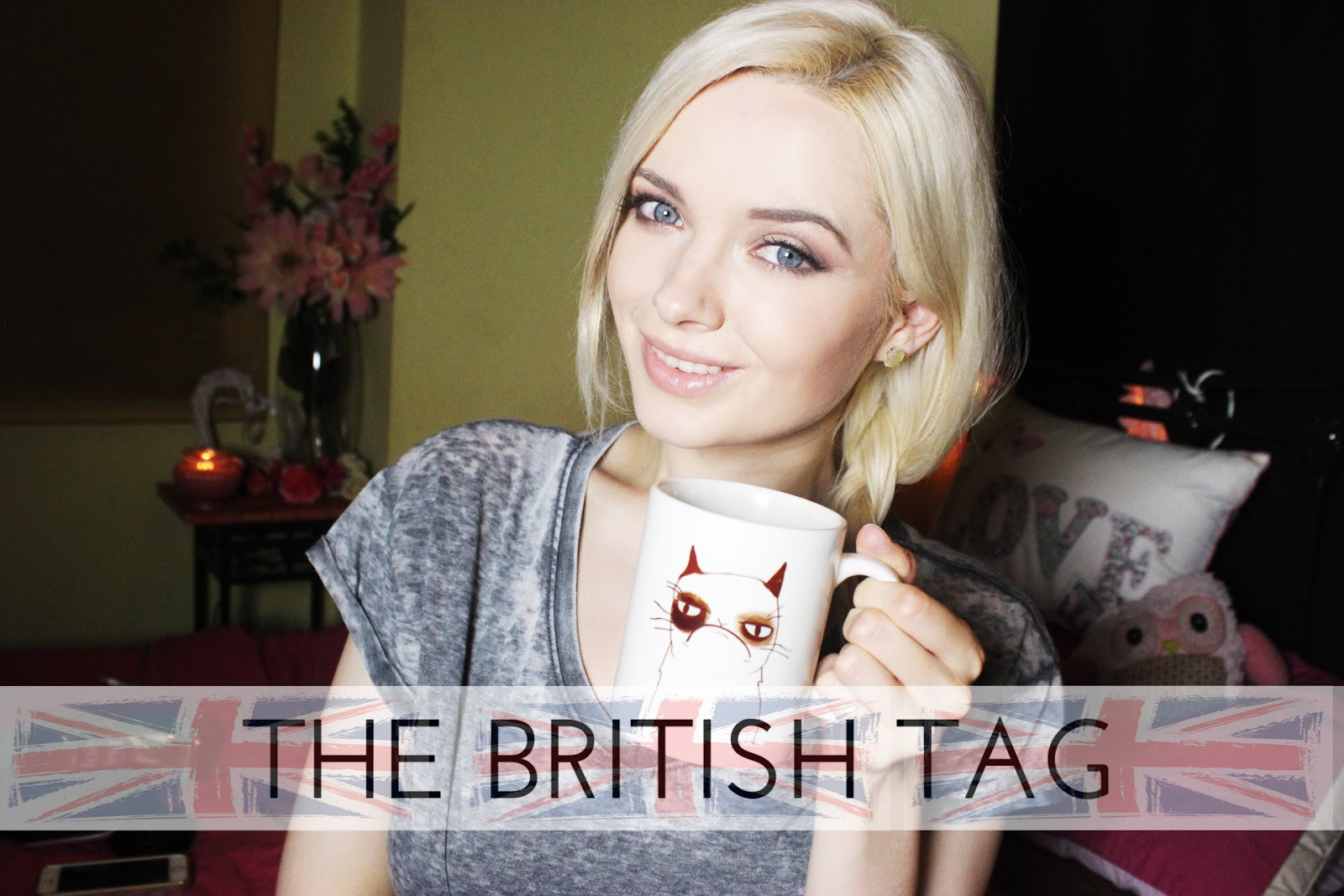 The British Tag, Blogger, MyPaleSkin, Youtube