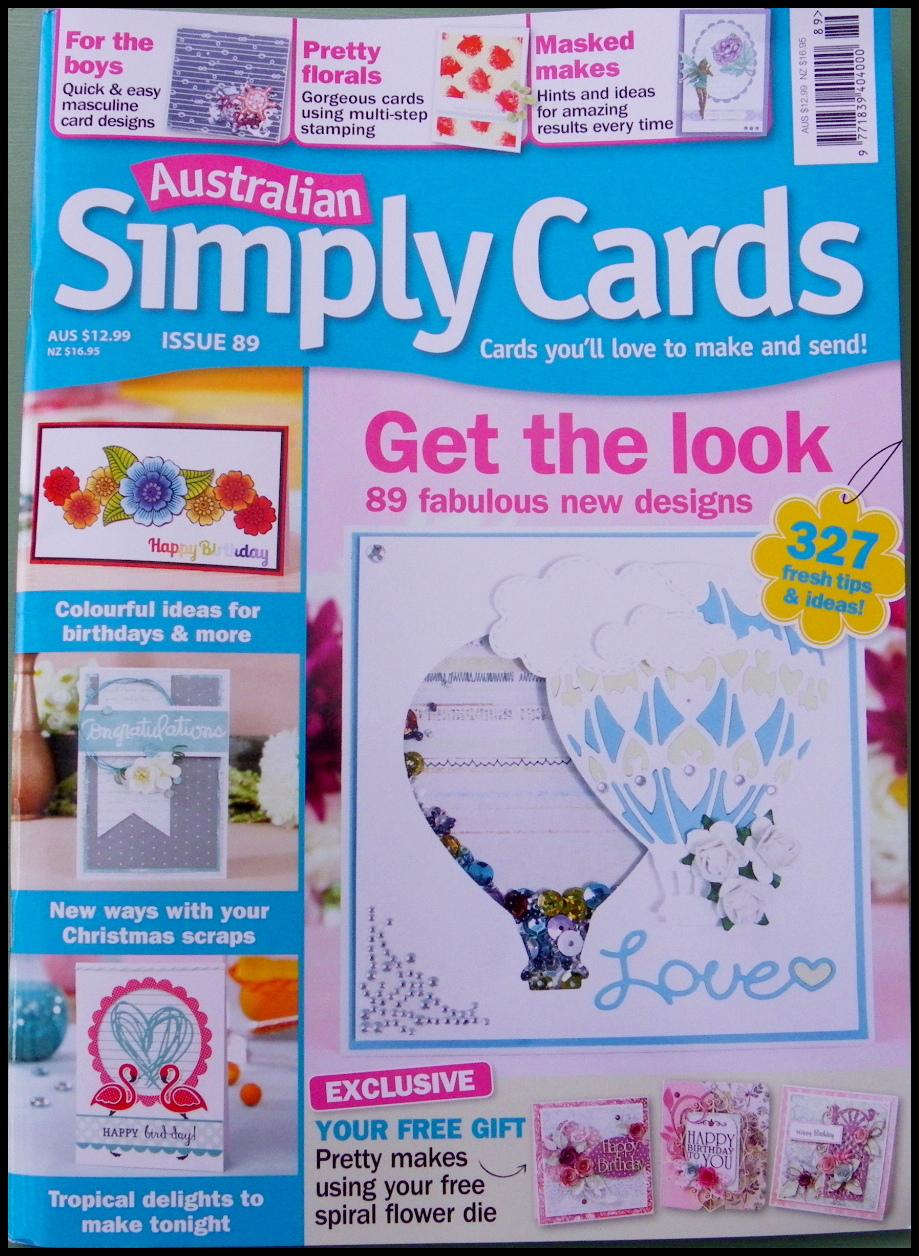 Australian Simply Cards #89