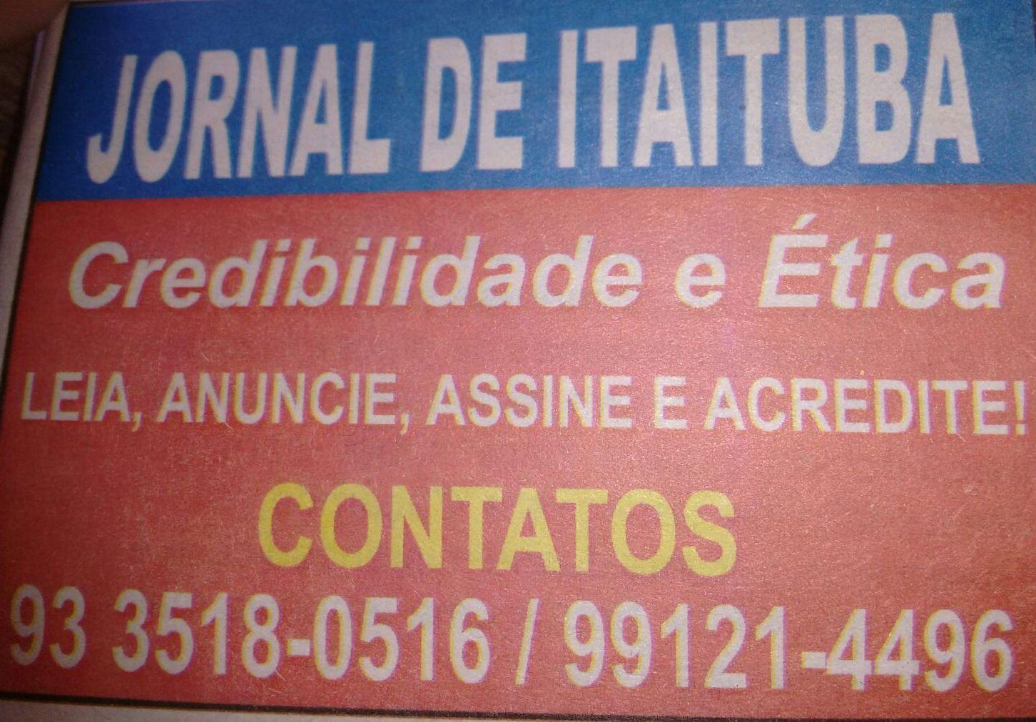 Jornal de Itaituba / Falar com Cesar Paiva