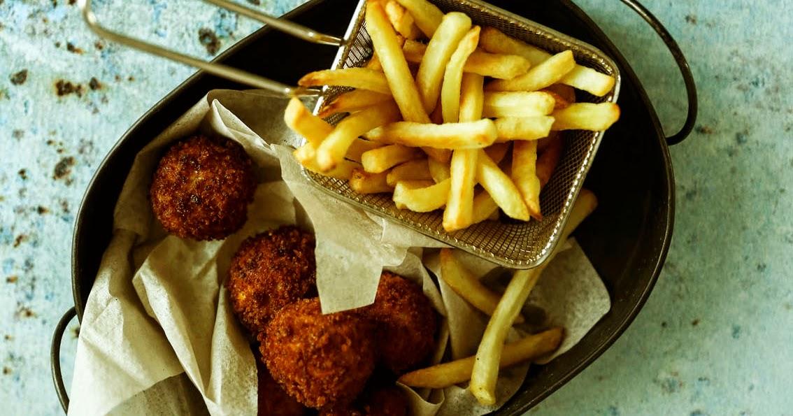 Happy MAMA's day: Chicken Kiev Balls