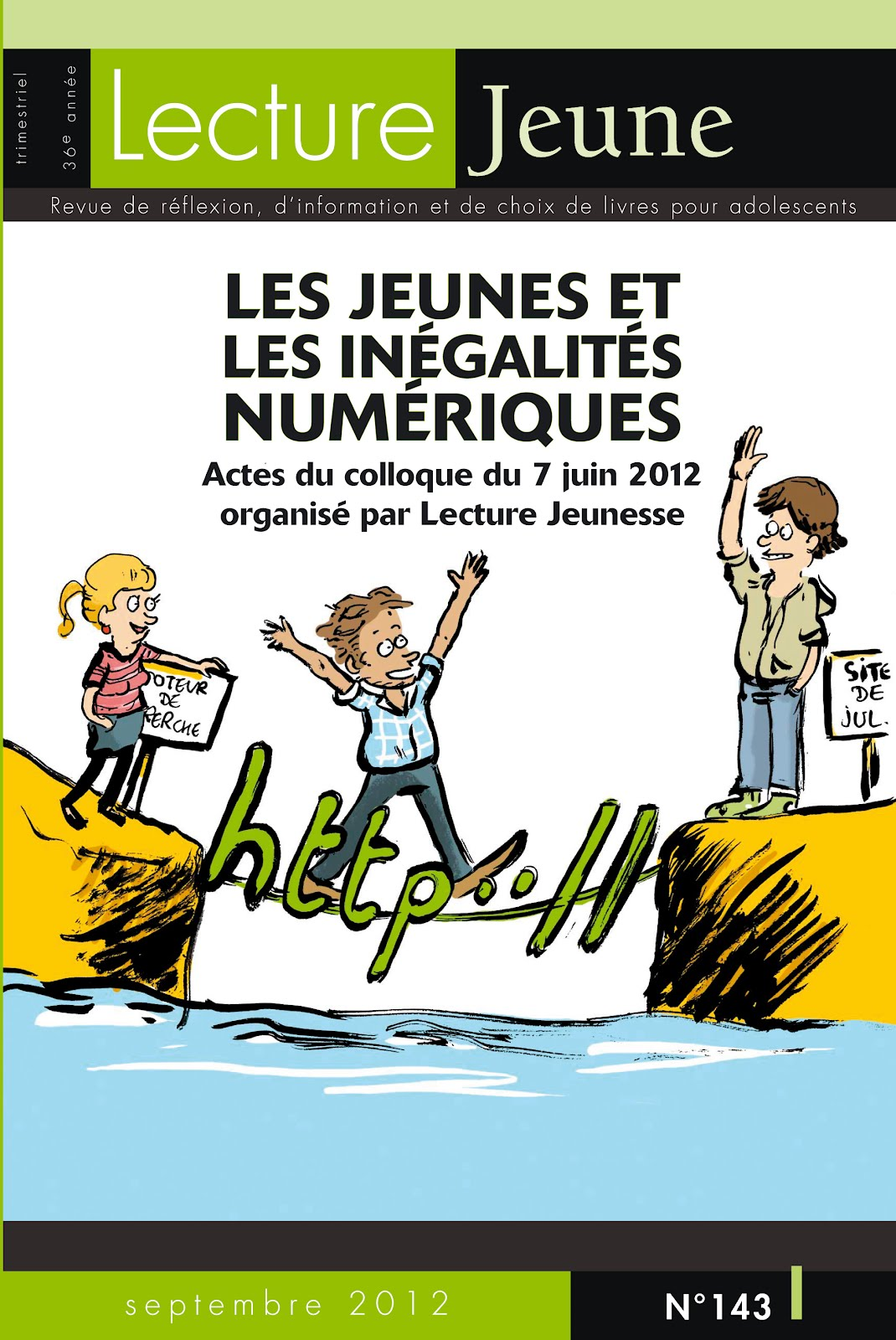 Les jeunes et les ingalits numriques