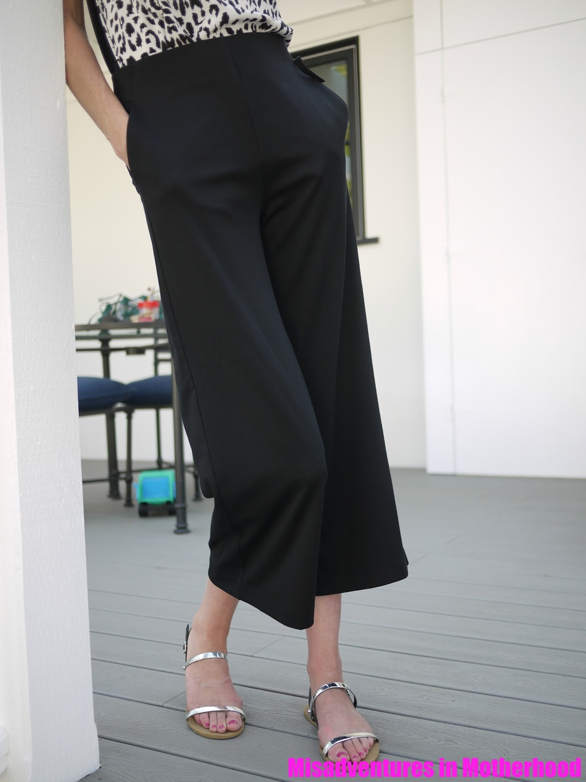 RD style karl culotte pant