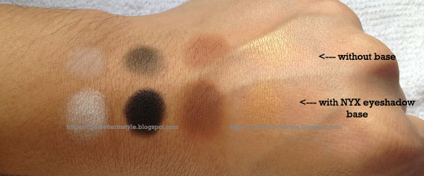 Kem lót mắt Nyx Eye Shadow Base