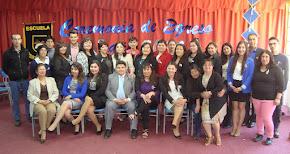Escuela Pehuén 2015.