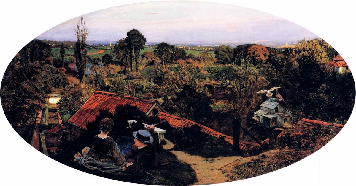 Victorian British Painting Ford Madox Brown