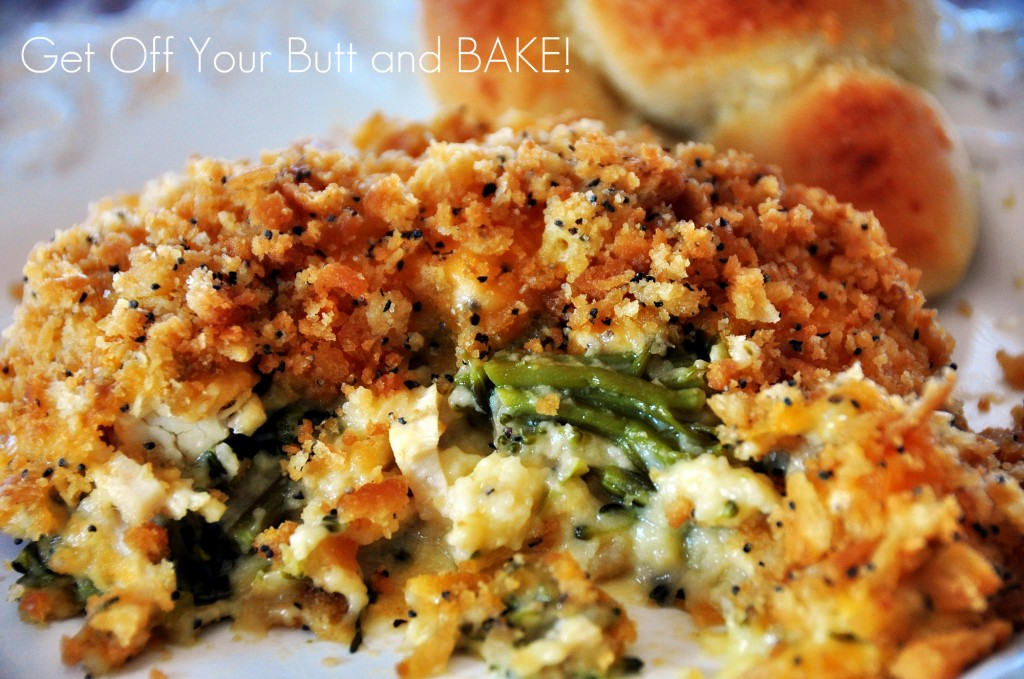 ... Running and Recovery: Weekend Cooking - Broccoli and Chicken Casserole
