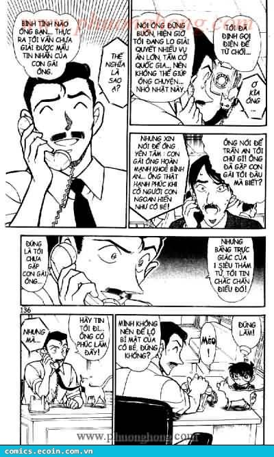 Detective Conan - Thám Tử Lừng Danh Conan chap 529 page 14 - IZTruyenTranh.com