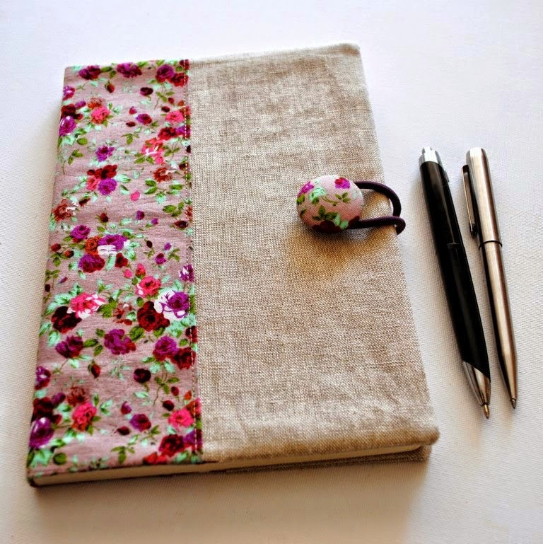 Fabric Book Covers Target : Totally tutorials tutorial how to make a fabric journal