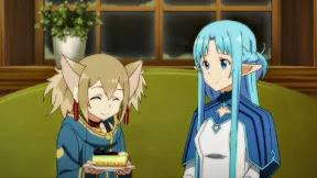 Sword Art Online II Mother's Rosario Sword Art Online Asuna