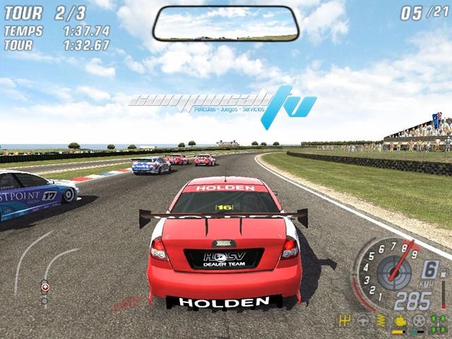 Toca Race Driver 3 PC Full Español Descargar DVD9