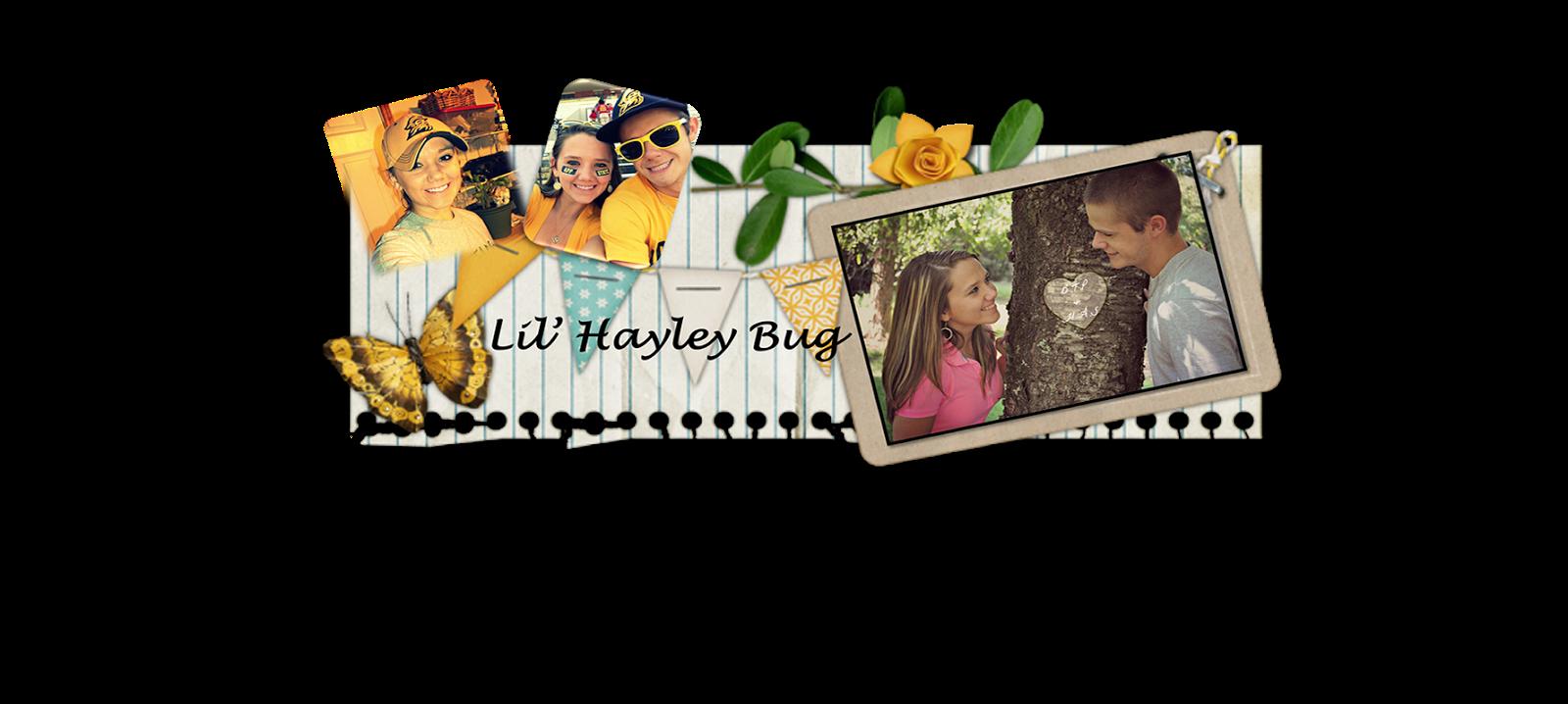 Lil' Hayley Bug