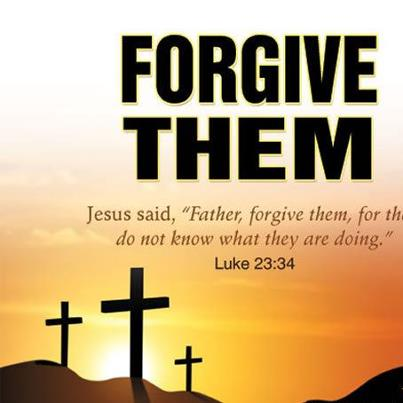 Forgive others their wrongs your father in heaven will also forgive
