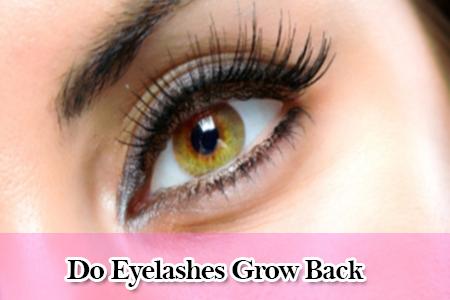 Making Eyelashes Grow Back - Google+