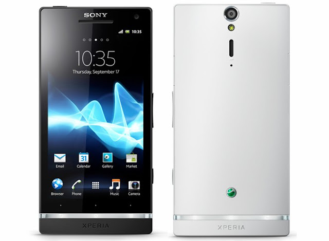 Sony Xperia Sola display hands on