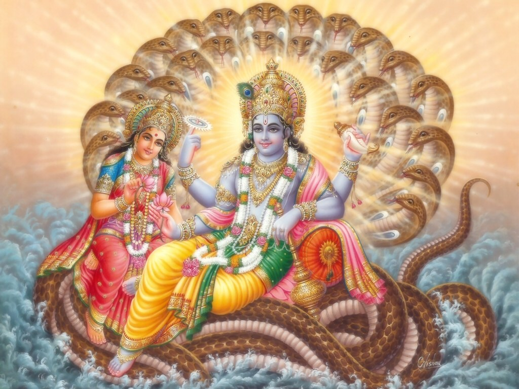 Lord Vishnu Wallpapers