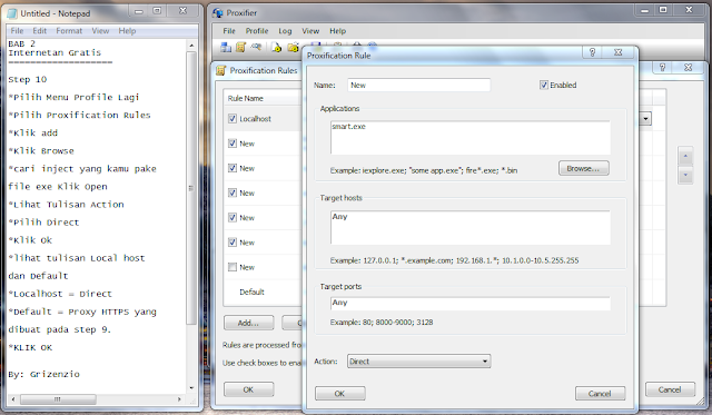 2013 06 27 211402 Cara Setting Dan Menggunakan SSH , Proxifier, Bitvise By Grizenzio
