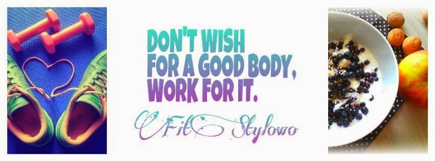 Don't wish for a good body.                  Work for it.