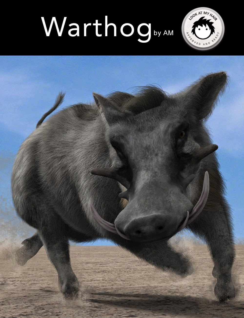 3d Models - Warthog by AM