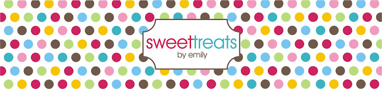 Sweet Treats by Emily