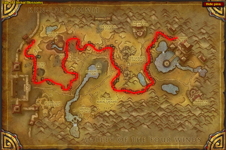 Hunting portent the rare quilen highwarden gaming blog for Wow portent 5 4
