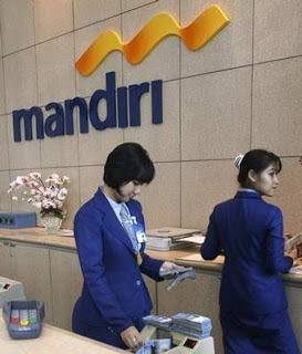 Lowongan Kerja Bank Mandiri Terbaru