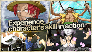 LINE: ONE PIECE TreasureCruise v1.2.0 Apk Full
