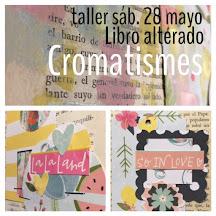 Cromatismes (Barcelona):        Libro alterado