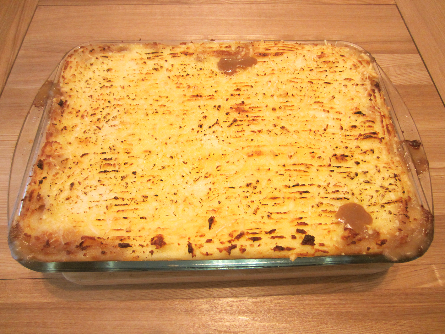 One Mans Travels A Tasty Traditional Cottage Pie Recipe