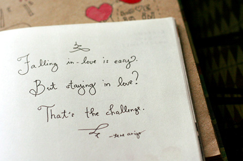 apple tree: sweet quotes & cute notes