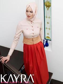 بالصور أناقة ملابس محجبات تركية