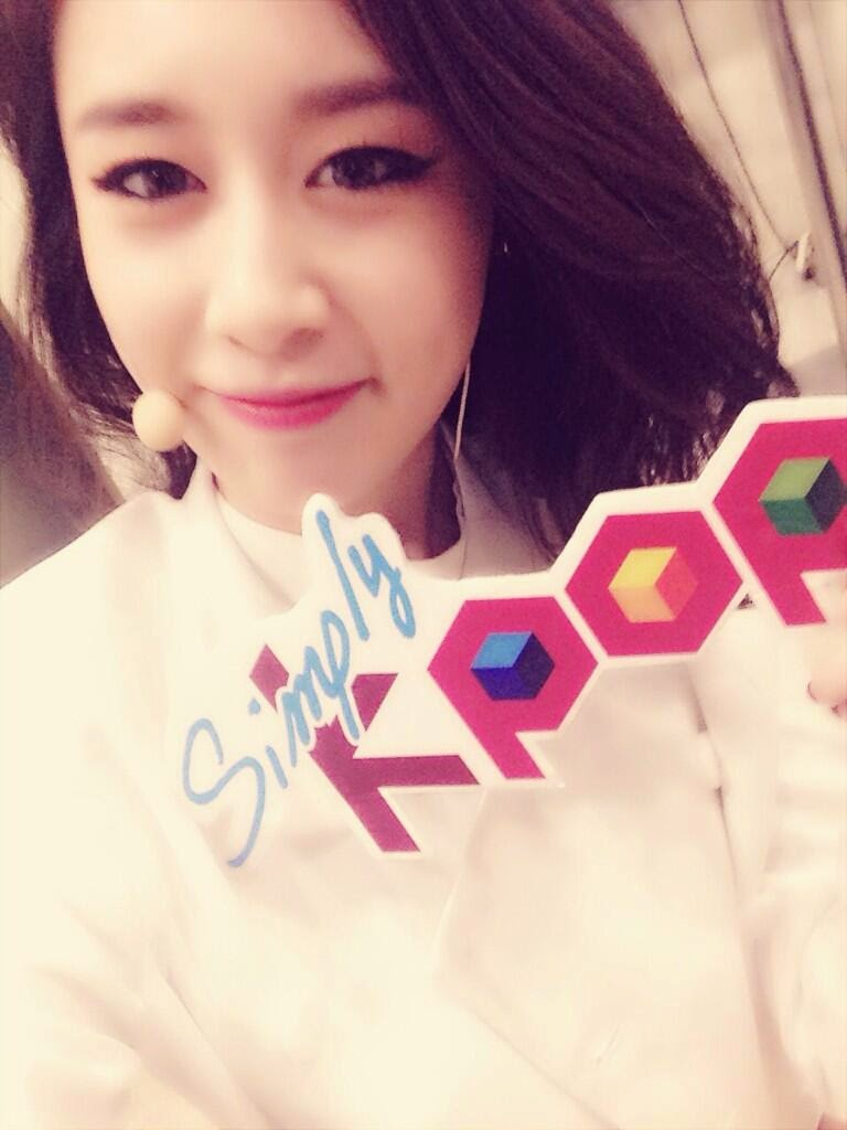 Jiyeon Simply Kpop SelCa