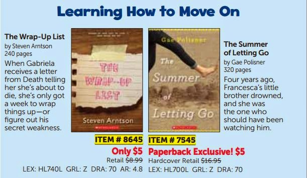 Now a Scholastic Selection!