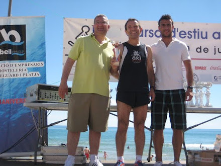 IV cursa platja de Bellreguard 2012