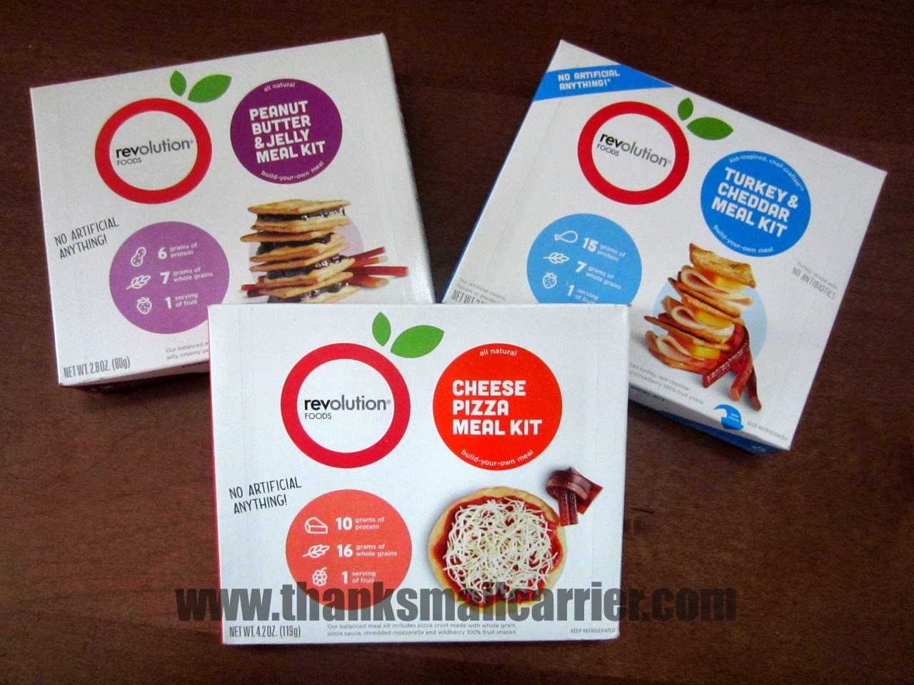 Revolution Foods Meal Kits review