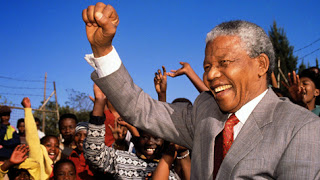 Nelson Mandela, Out Of Prison, Visits Oakland: Video: June 30, 1990