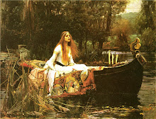 The Lady of Shalott...